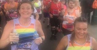 Leeds colleague completes the Great North Run in aid of the Sara's Hope Foundation