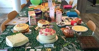 Shoosmiths gets baking for Macmillan's World's Biggest Coffee Morning