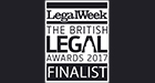 Legal Week BLA 2017