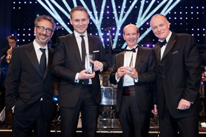 UK client partner of year, British Legal Awards, David Jackson, Shoosmiths