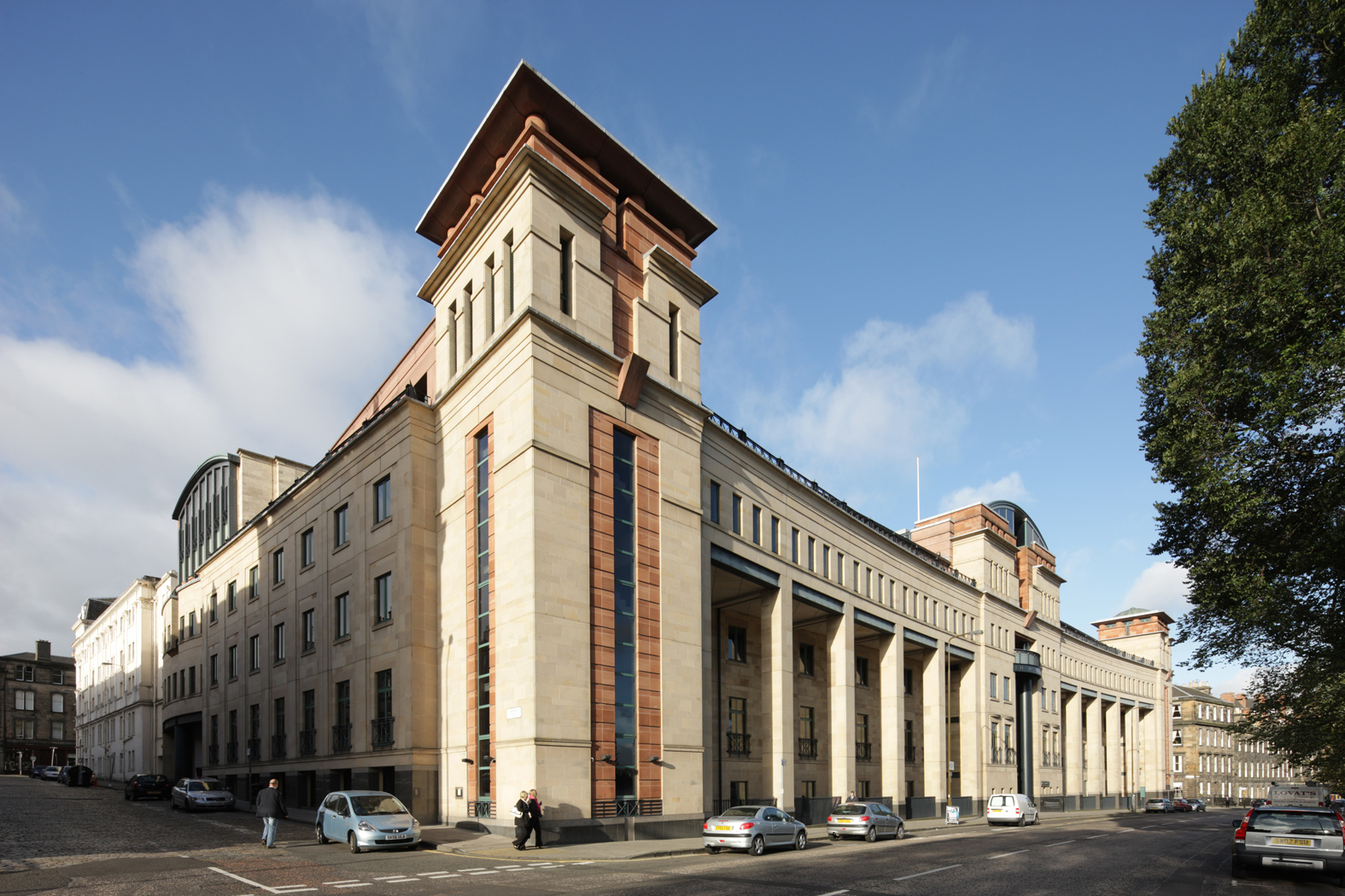 Shoosmiths real estate team continues edinburgh expansion for Terrace elevation