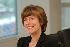 Claire Rowe, Chief Executive