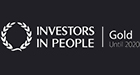 Gold Investors In People Award until 2020