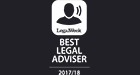 LegalWeek - Best Legal Adviser