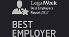 Legal Week's Best Employer Report 2017