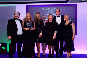 Shoosmiths celebrates another Motor Finance award win
