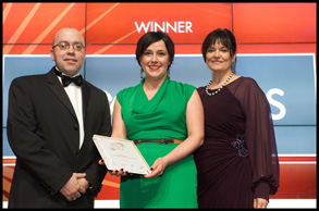 Shoosmiths Private Client team win at Scottish Legal awards 2014