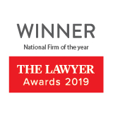 The Lawyer Awards 2019