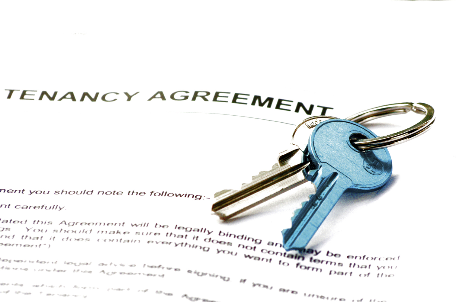 Surrendering a lease, not just the keys