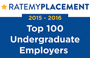 Top 100 Undergraduate Employers
