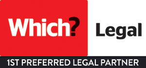 Which? Legal preferred partner