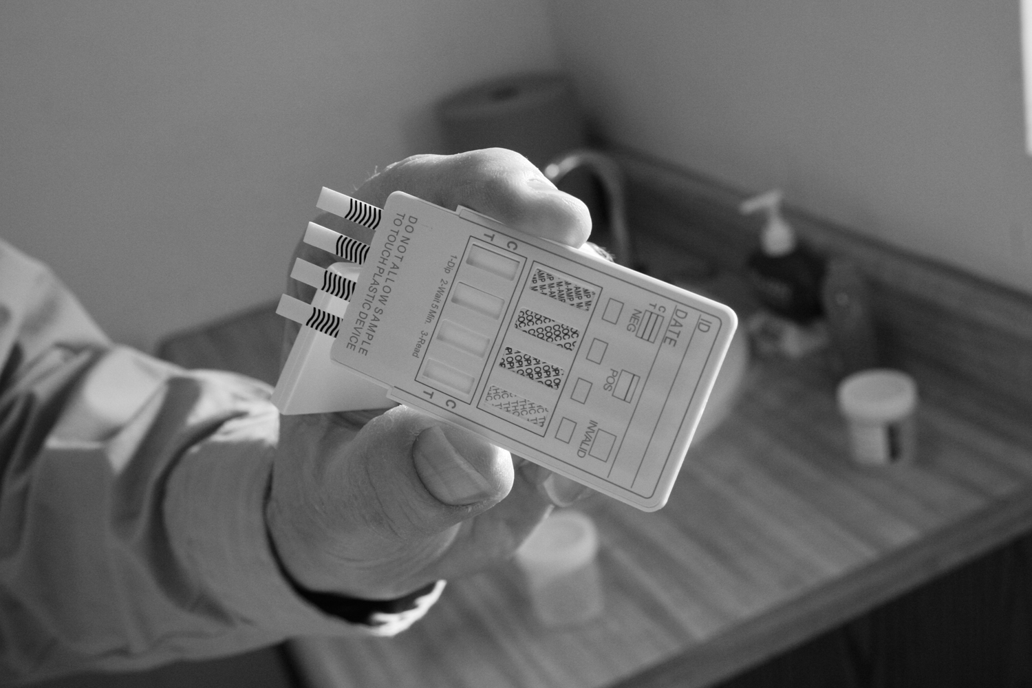 Drug testing in the workplace: a warning for employers