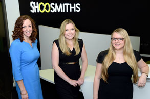 Shoosmiths top for training contracts and vacation schemes